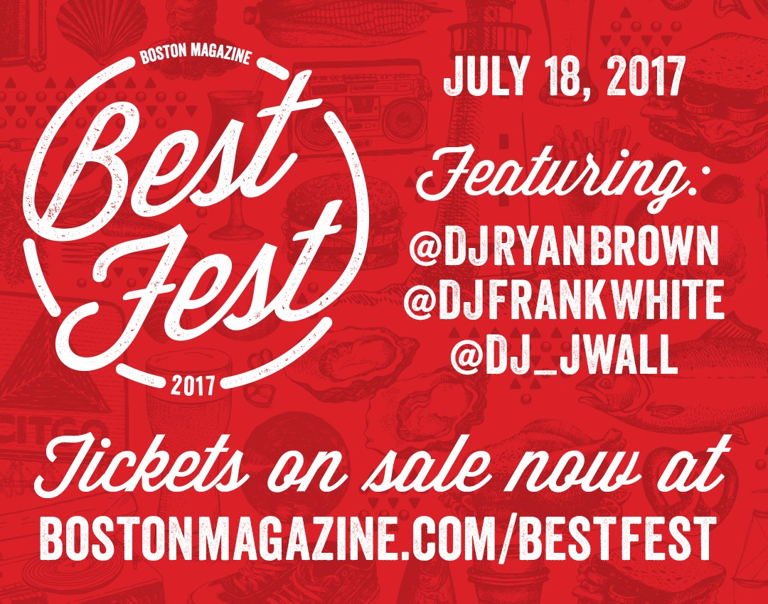 Gigs: Boston Magazine's Best Fest at City Hall Plaza